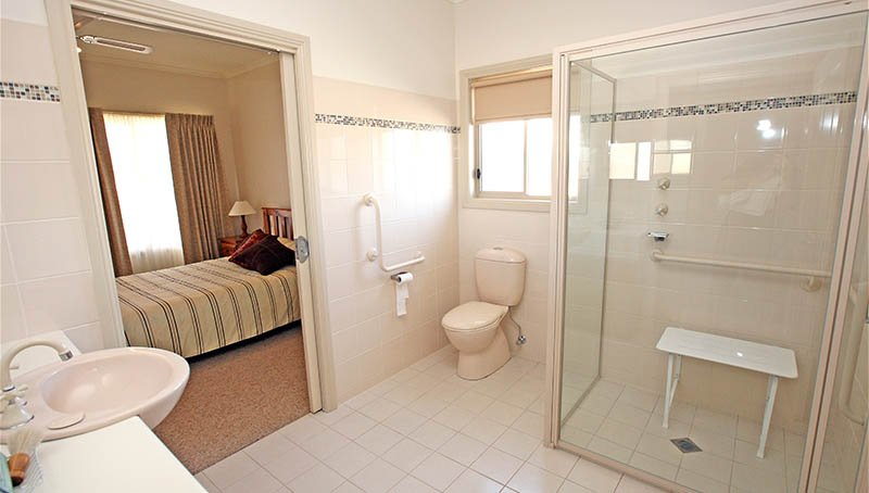 Bathroom - Princes Court Elderly Homes & Village Mildura