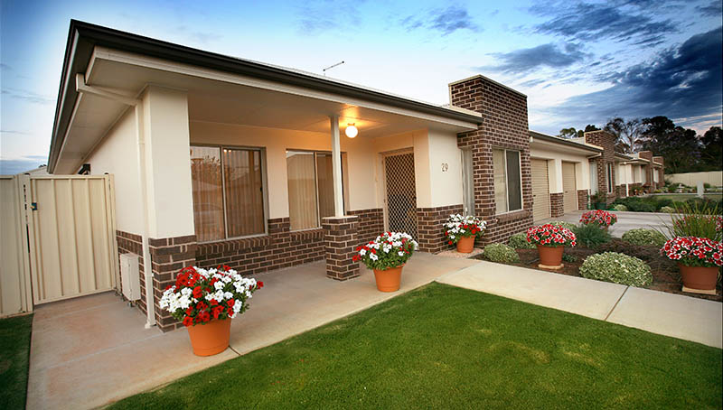 Beautiful homes - Princes Court Elderly Homes & Village Mildura
