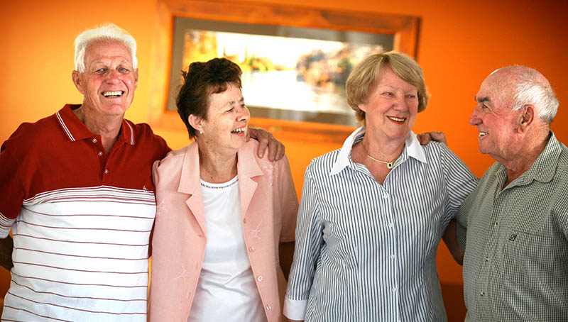 Fun at the village - Princes Court Elderly Homes & Village Mildura