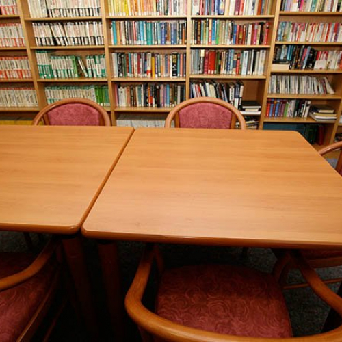 Library - Princes Court Elderly Homes & Village Mildura